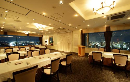 ホテル最上階貸切宴会プラン