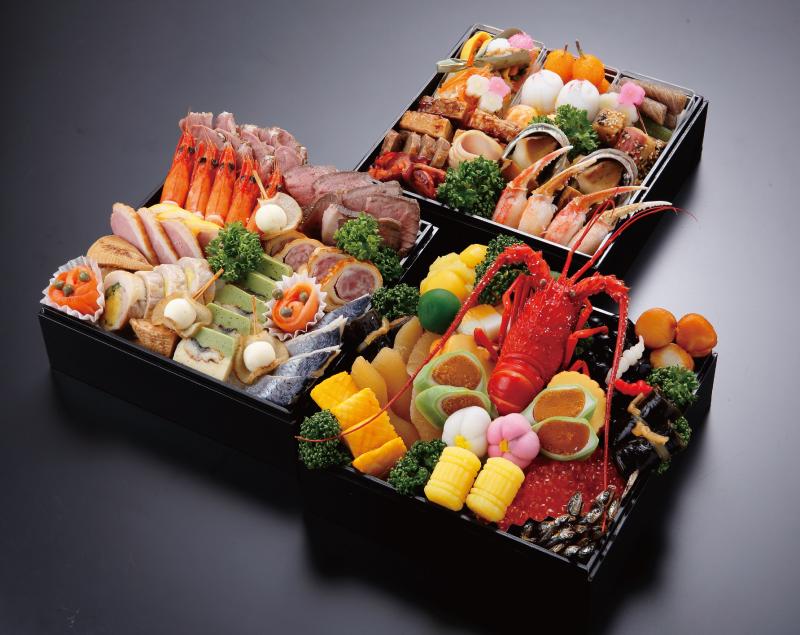 【数量限定】おせち料理予約販売終了!