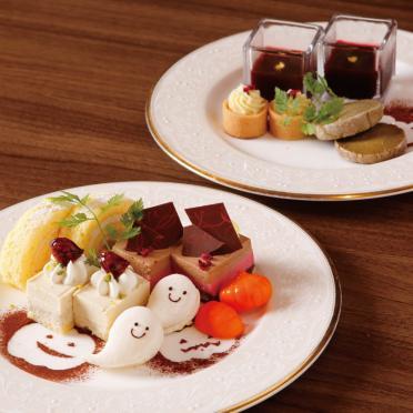 ★ハロウィン★sky aftenoon tea lounge