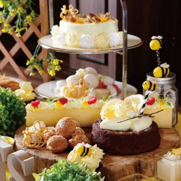 スイーツビュッフェ~Happy Yellow Sweet Buffet~