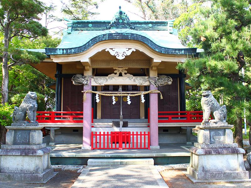 【周辺情報】浜松元城町東照宮は出世のパワースポット