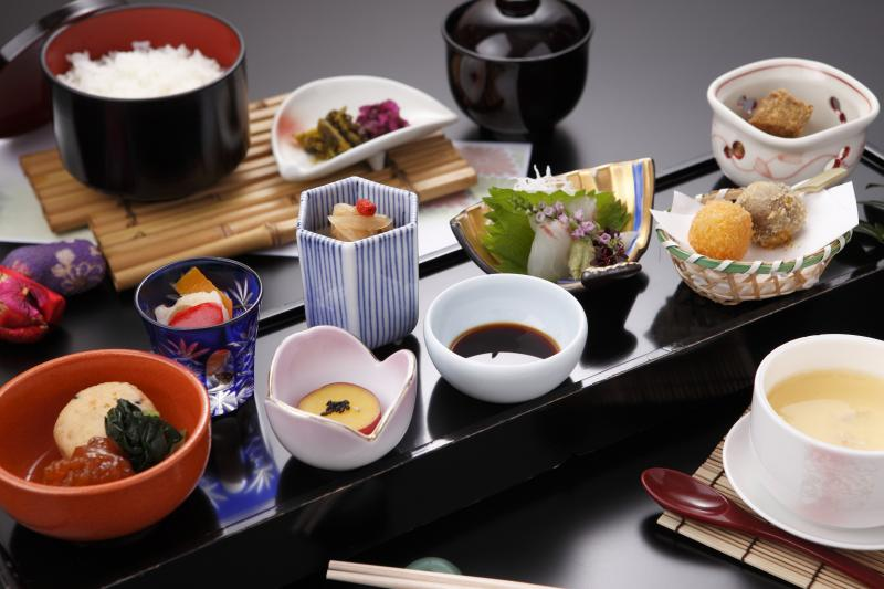 レディース昼膳 彩遊楽(さいゆら)